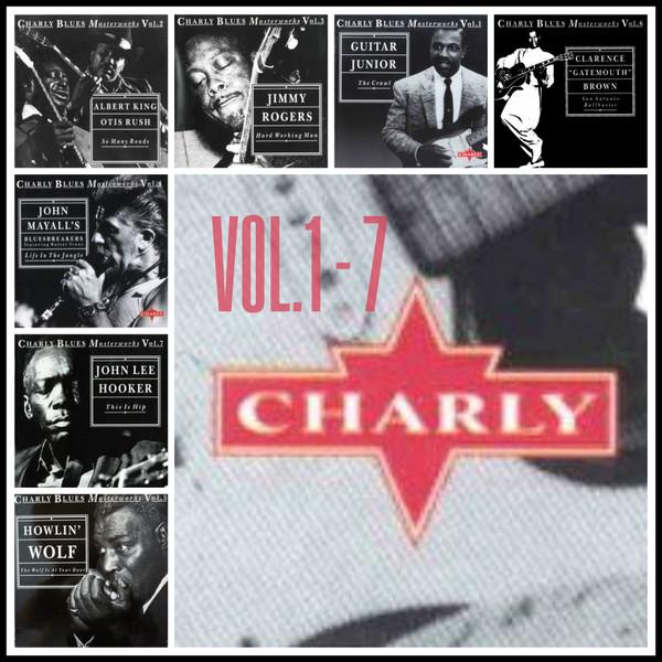 Charly Blues Masterworks vol.1 - 7