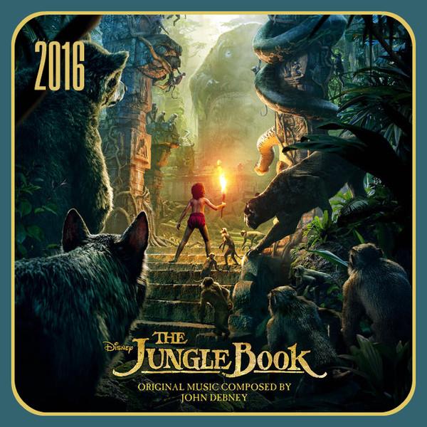 OST -  The Jungle Book (2016)